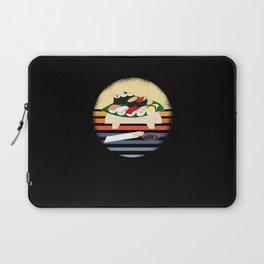 Japanese Food Nigiri I Rice Japan Laptop Sleeve