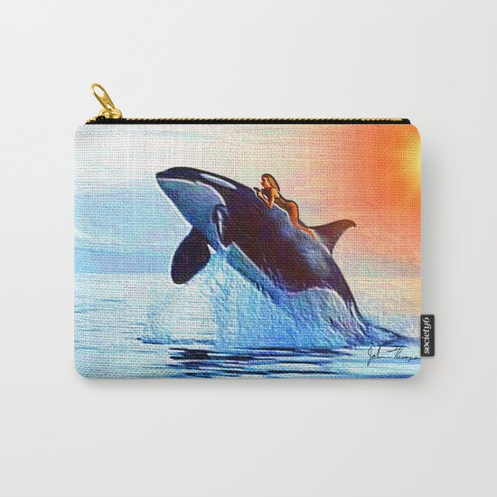 Orca Queen Carry-All Pouch
