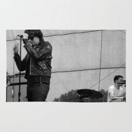 Julian Casablancas - The Strokes at Bonnaroo 2011 Rug
