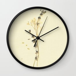 I'm in love Wall Clock