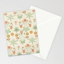 Vintage William Morris floral pattern Stationery Cards