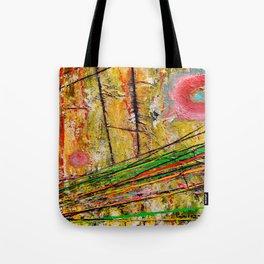 Action Landscape Tote Bag