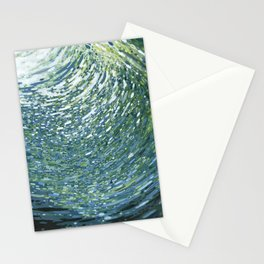 Underwater Movement Stationery Cards