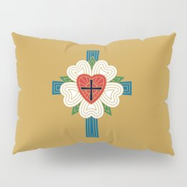 Luther's Rose Pillow Sham
