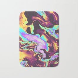 WHEN THE NIGHT IS OVER Bath Mat