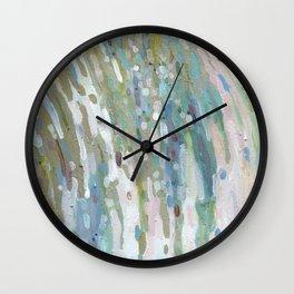 Spring Waterfall Wall Clock