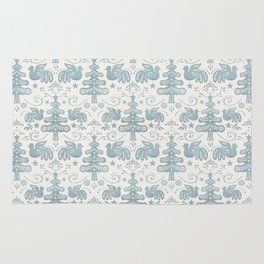Hygge - Scandinavian Winter Rug