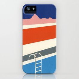 Keough's Hot Springs iPhone Case