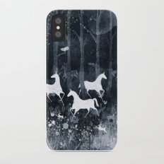 forest moon iPhone X Slim Case