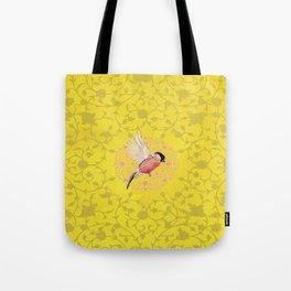 Persian Illustration Tote Bag