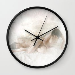 Aversion Wall Clock