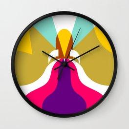 Rocket Lauch Wall Clock