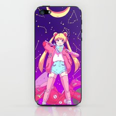 Sailor Moon Print! iPhone & iPod Skin