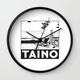 Taino, Lago Maggiore, Italy Wall Clock