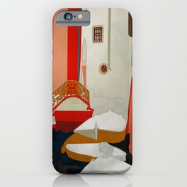 italy venice canale iPhone Case