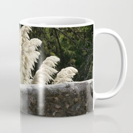 Flowering Pampas Grass Plumes Coffee Mug