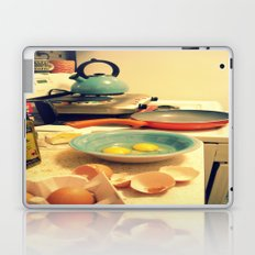Sunday Morning Breakfast Laptop & iPad Skin