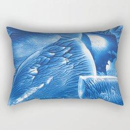 From the Ocean Floor Rectangular Pillow