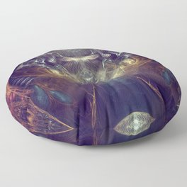 Subconscious New Growth Floor Pillow