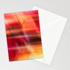 crimson  fall Stationery Cards