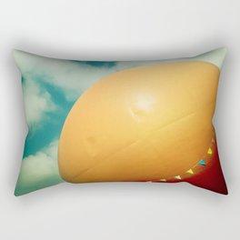 Orange Julep Rectangular Pillow