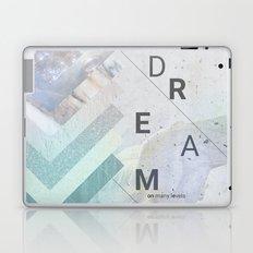 DREAM on many levels Laptop & iPad Skin