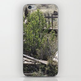 Long Gone iPhone Skin