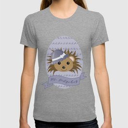 Ms. Hedgehog T-shirt
