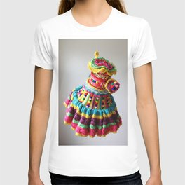 Watering Pompoms (2) T-shirt