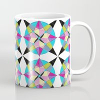 morocco Mugs featuring MOROCCO STARS by Heaven7