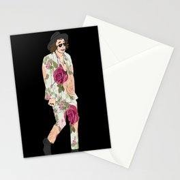 floral harry Stationery Cards