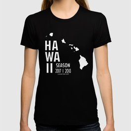 Hawaii - Season 2017 / 2018 T-shirt