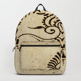 Henna Inspired 2 Backpack
