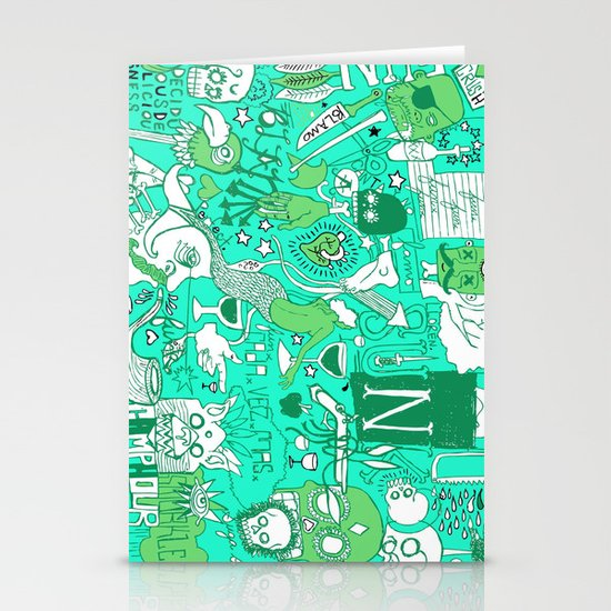 Fun Stuff Stationery Cards