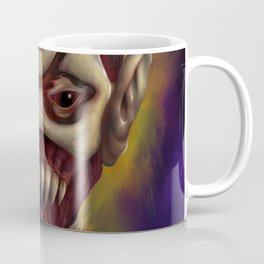 Space Vampire Coffee Mug