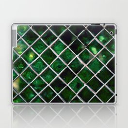 Emerald Pattern Laptop & iPad Skin