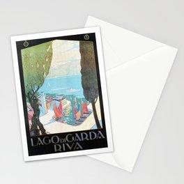 1920 Riva Del Garda Stationery Cards