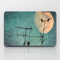 guardians iPad Cases featuring THE GUARDIANS by MadiS