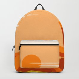 Minimalist Arches Backpack