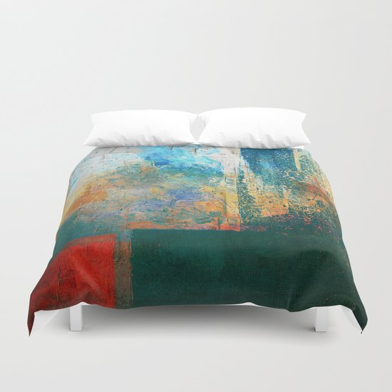 Extraction Duvet Cover