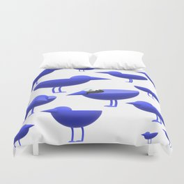 Absent minded and lightheaded Duvet Cover