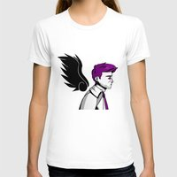 asexual T-shirts featuring Asexual Cas by dreki