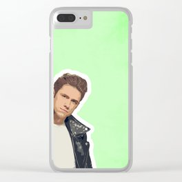 Aaron Tveit Clear iPhone Case