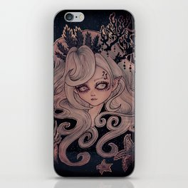 Lulu the Mermaid iPhone Skin