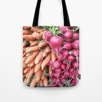 vegan Tote Bags featuring vegan treasure by Ariadne
