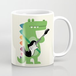 Croco Rock Coffee Mug
