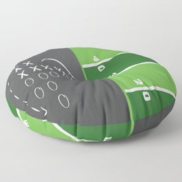 Football Game Day Play Floor Pillow
