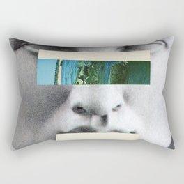 Untitled Composition 750 Rectangular Pillow