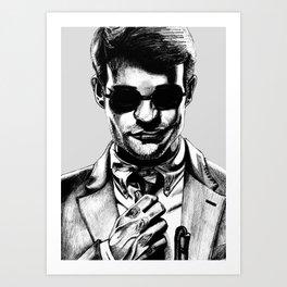 Matt Murdock Art Print