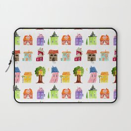 Fairy tale homes Laptop Sleeve